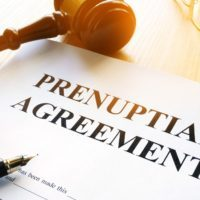 prenuptial agreement and pets