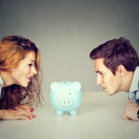 debts in divorce