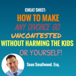 How to have an Uncontested divorce in Florida