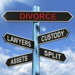 spouse empties the bank account in a divorce in Orlando